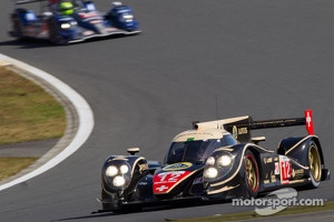 #12 Rebellion Racing Lola B12/60 Coup Toyota: Nicolas Prost, Neel Jani