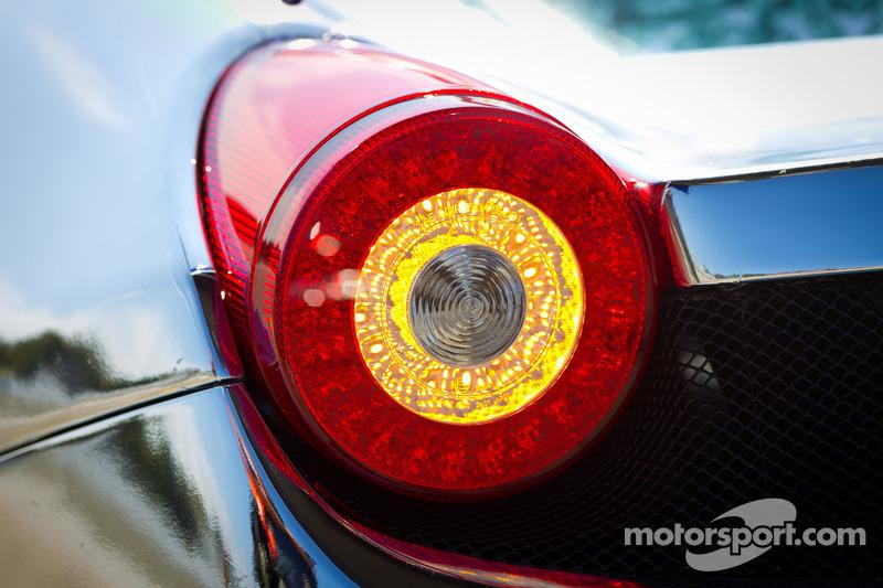 Extreme Speed Motorsports Ferrari F458 Italia detail