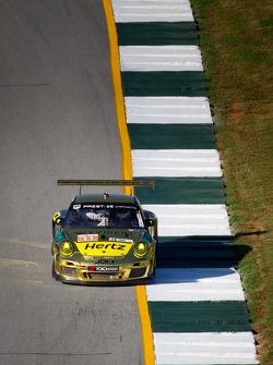 #11 JDX Racing Porsche 911 GT3 Cup: Chris Cumming, Michael Valiante