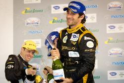 P1 podium: Nicolas Prost
