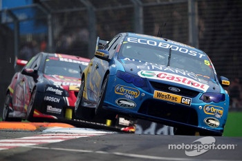 Mark Winterbottom and Will Power, Orrcon Steel Racing