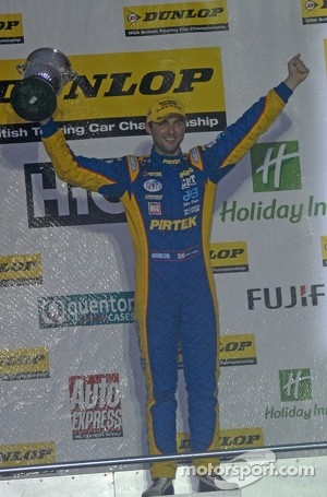 2012 Independent Champion Andrew Jordan