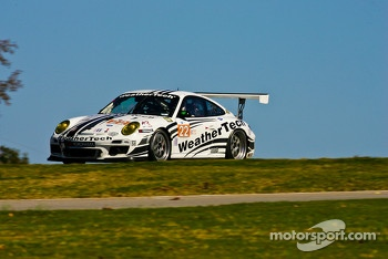 #22 Alex Job Racing Porsche 911 GT3 Cup: Cooper MacNeil, Leh Keen, Dion von Moltke