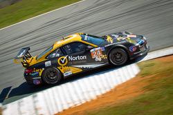 #24 Competition Motorsports Porsche 911 GT3 Cup: Bob Faieta, Michael Avenatti, David Calvert-Jones