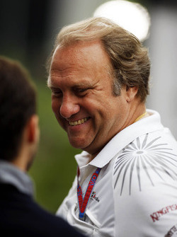 Bob Fernley, Sahara Force India F1 Team Deputy Team Principal