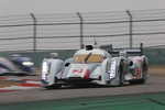 #2 Audi Sport Team Joest Audi R18 e-tron quattro: Tom Kristensen, Allan McNish