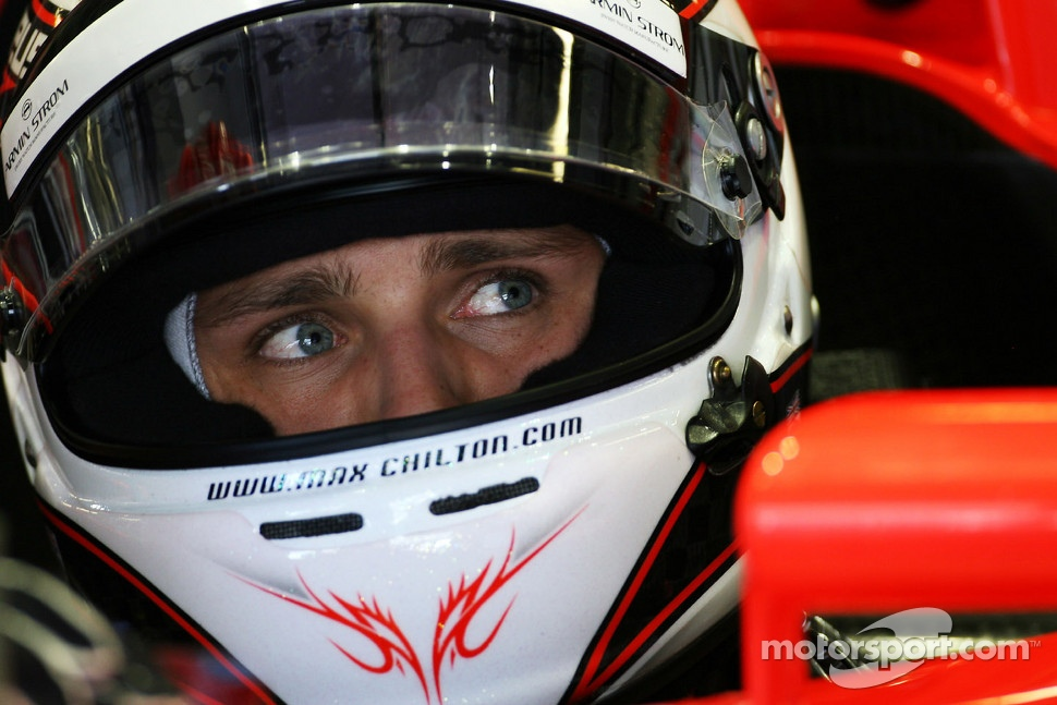 Max Chilton, Marussia F1 Team Reserve Driver