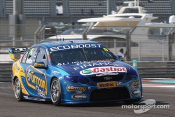 Mark Winterbottom, Orrcon Steel Racing