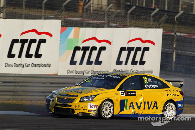 colin turkington chevrolet cruze 1 6t team aviva cofco. Black Bedroom Furniture Sets. Home Design Ideas