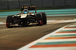 Nicolas Prost, Lotus F1 Test Driver