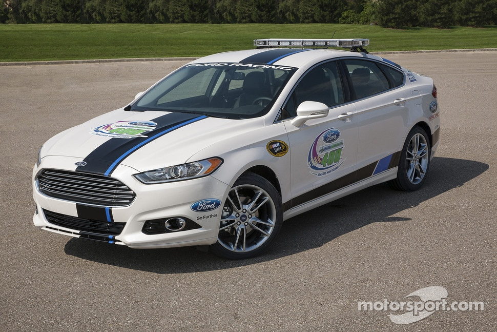 The official Ford pace car for the season finale at Homestead-Miami Speedway