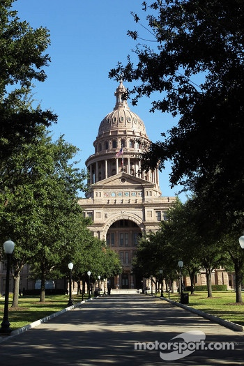 The Texas Capitol in Austin
