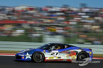 #27 Ferrari of Houston: Mark McKenzie