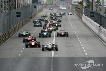 Start of the race