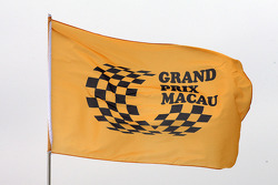 Macau Grand Prix flag