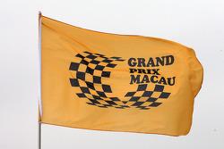 Macau Grand Prix flag