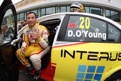 Darryl O'Young, Chevrolet Cruze