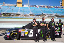 Car and team of Kyle Busch, Kyle Busch Motorsports Toyota