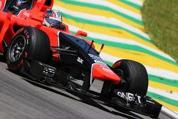 Timo Glock, Marussia F1 Team