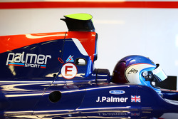 Jolyon Palmer, ISport International