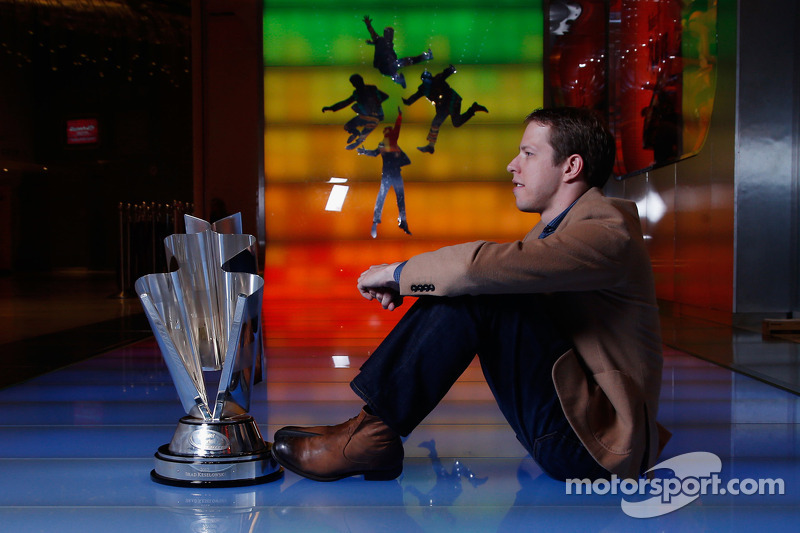 Brad Keselowski at Vegas Beatles Love