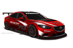 The Mazda6 SKYACTIV-D diesel to be raced in GX class