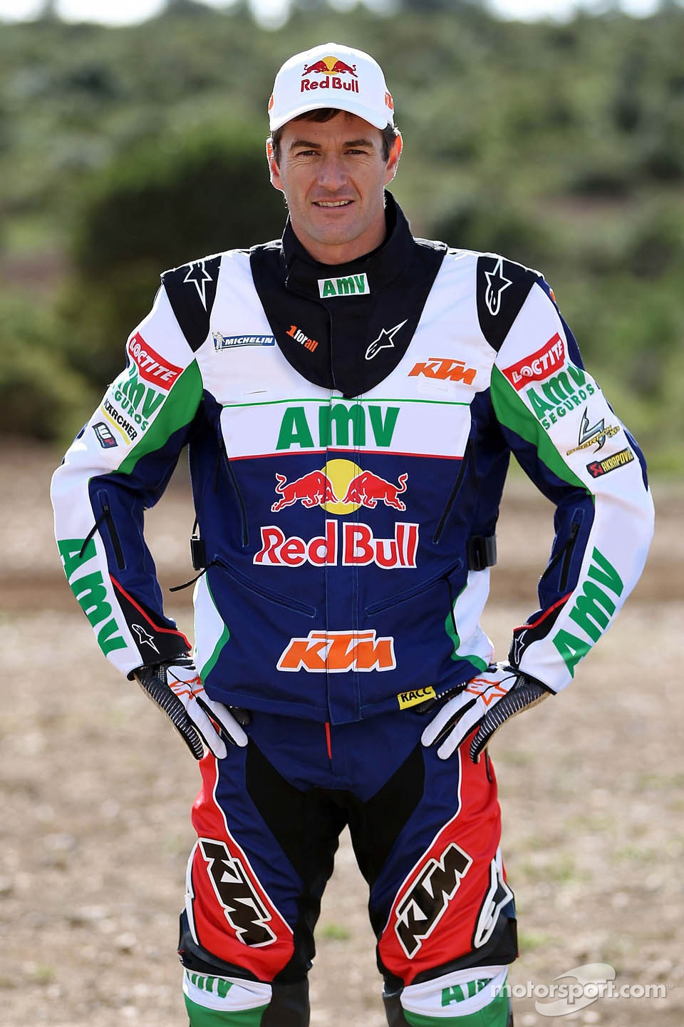 #2 KTM: Marc Coma