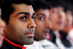 GENERAL: Karun Chandhok