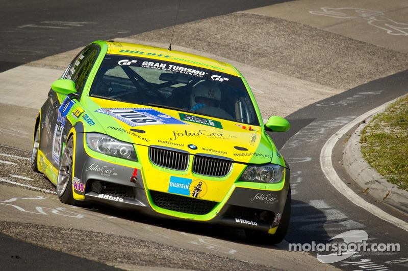 #108 Dolate Motorsport BMW M3 E30: Andres Seranno, Hans-Robert Holzer, Jürgen Dolate