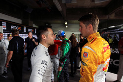 Andy Priaulx and Ryan Hunter-Reay