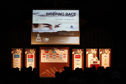 Race briefing