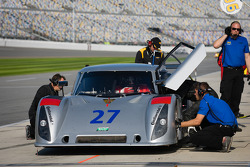 #27 BTE Sport Ford Riley: Emmanuel Anassis, Anthony Massari, Doug Peterson