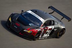 #51 Audi Sport Customer Racing/APR Motorsport Audi R8 Grand-Am: Matt Bell, John Farano, Alex Figge, Dave Lacey