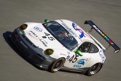 #45 Magnus Racing Porsche GT3: Mark Boden, Al Carter, Charles Espenlaub, Hugh Plumb, Charles Putnam
