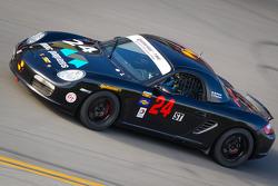 #24 Autometrics Motorsports Porsche Boxster: Cory Friedman, Mac McGehee