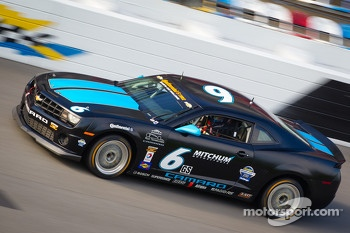 #6 Mitchum Motorsports Camaro GS.R: Lawrence Davey