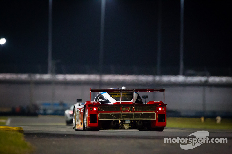 #01 Chip Ganassi Racing with Felix Sabates BMW Riley: Charlie Kimball, Juan Pablo Montoya, Scott Pruett, Memo Rojas