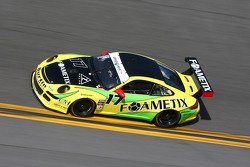 #17 Foametix Burtin Racing with Goldcrest Motorsports Porsche GT3: Jack Baldwin, Claudio Burtin, Martin Ragginger, Mario Farnbacher, Robert Renauer