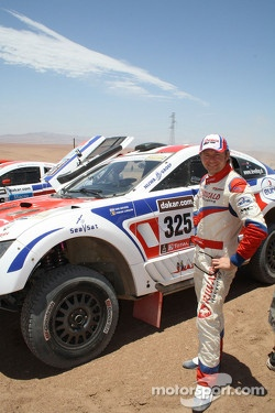 #325 Ford: Erik Wevers and Fabian Lurquin