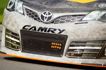 Martin Truex Jr., Michael Waltrip Racing Toyota, front end detail