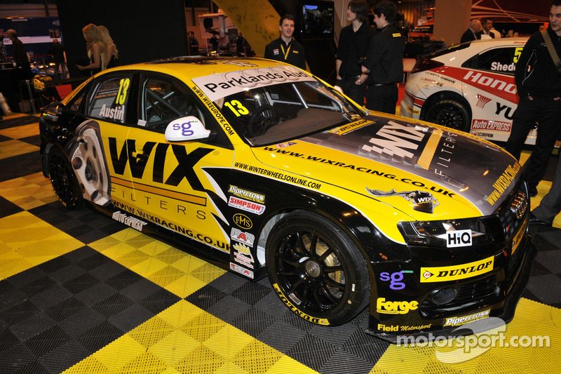 Rob Austin, Wix Racing Audi A4