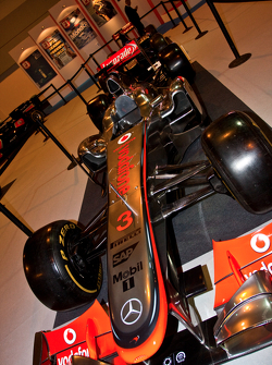 Mclaren 2012 F1 car Display