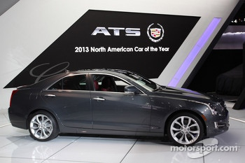 Cadillac ATS, 2013 North American car of the year