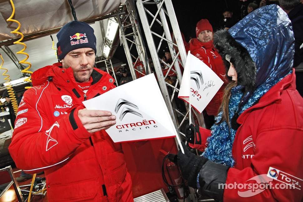 Sbastien Loeb, Citron DS3 WRC, Citron Total Abu Dhabi World Rally Team