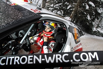 Daniel Sordo, Citroën Total Abu Dhabi World Rally Team