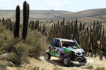 #441 Can-Am: Martha Marino and Carlos Bustamante