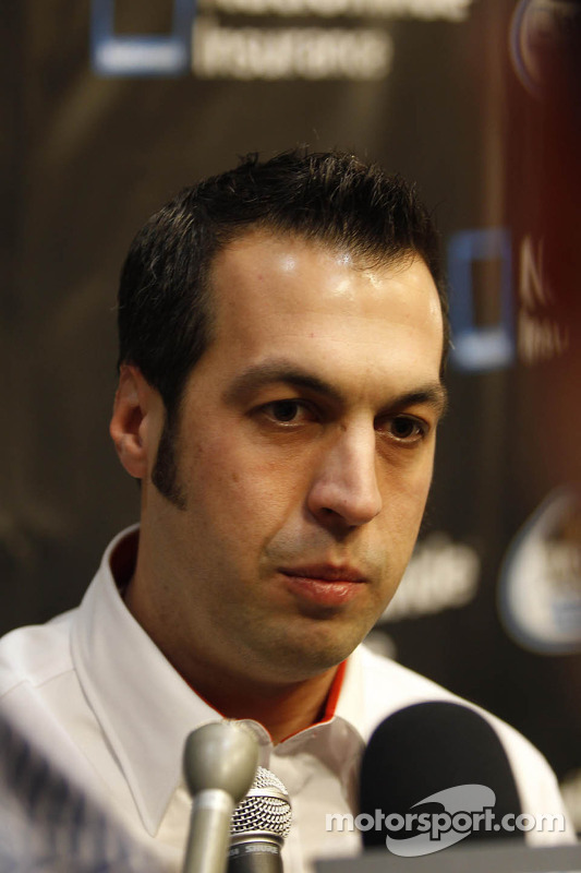 Sam Hornish Jr., Penske Racing