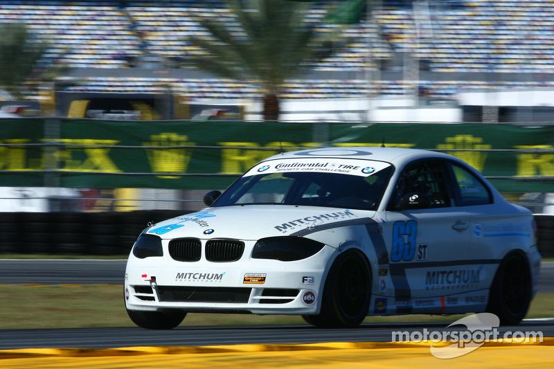 #63 Mitchum Motorsports BMW 128i: Johnny Kanavas, Joseph Safina