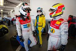 Christopher Haase, Matt Plumb, Markus Winkelhock
