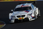 Timo Glock tests Martin Tomczyk's BMW M3 DTM